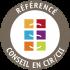 logo référencé conseil en CIR/CII